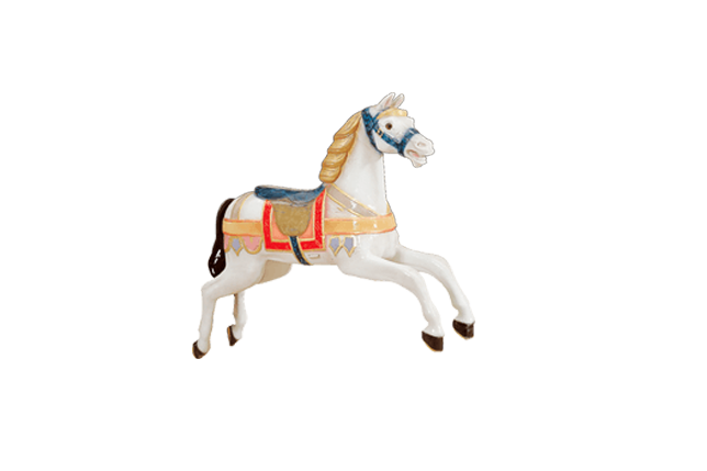Horse N°8 - Cheval 8