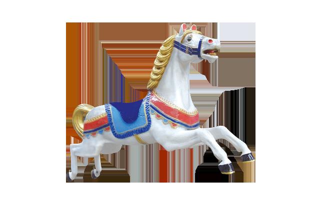 Horse N°9 - Cheval 9