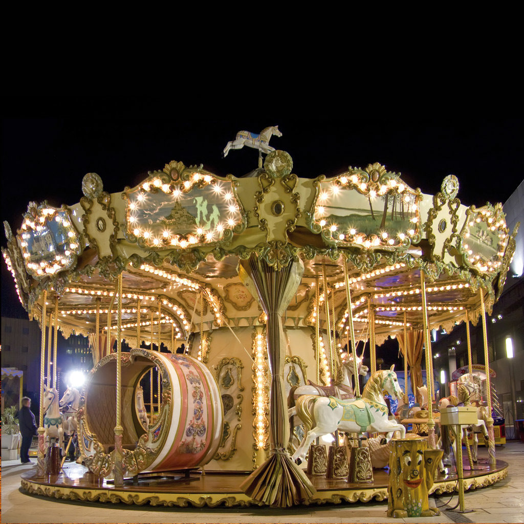 luminous-classical-carousel