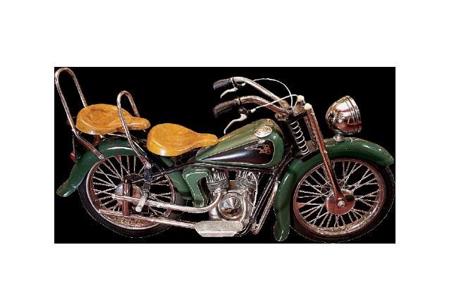 Motorcycle 1930 - Moto
