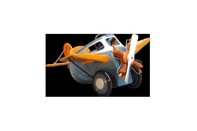 Small plane - Pou du ciel