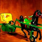 Sulky-small-wooden-horse-carriage